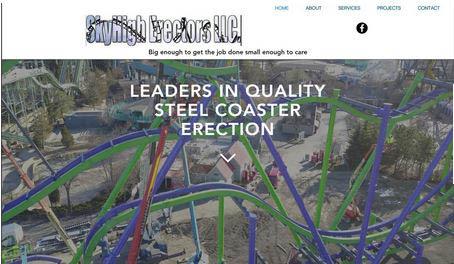 Small Business Website Website Design