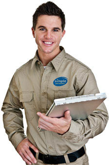 Simple Pest Solutions professional technicians will customize a plan for your indoor & outdoor property