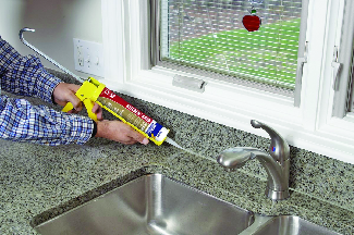Kitchen Re-Caulking by Simply Caulk it in Stirling NJ