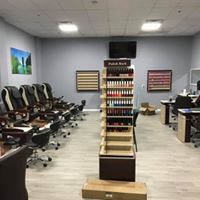 pedicure, manicure, relax