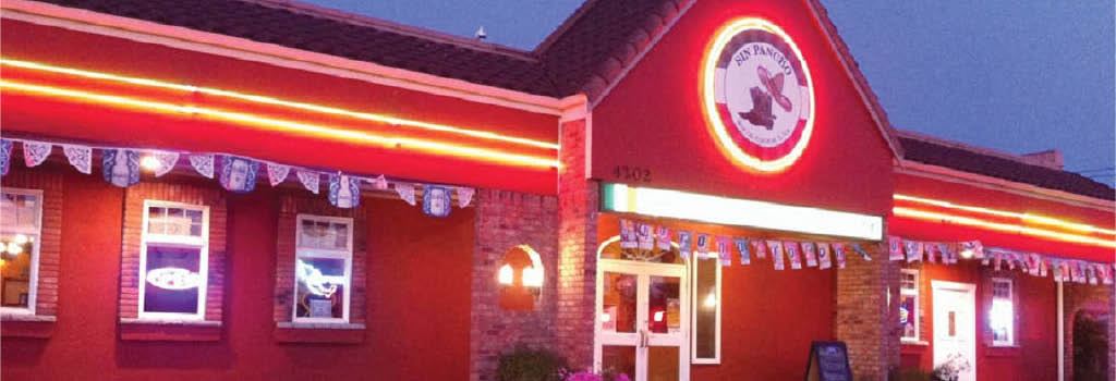 Sin Pancho Mexican Restaurant main banner image - Auburn, WA