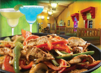 Sin Pancho in Auburn, WA- delicious Mexican food - margaritas - fun atmosphere