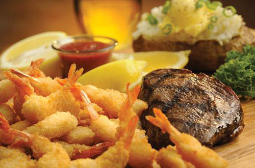 All you can eat steak and shrimp from Sizzler restaurant in Lakewood, WA and Tukwila, WA - Tacoma, WA - dining in Tacoma - dining in Tukwila