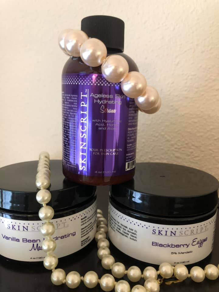 Skin care products used by Emerald at Love Your Skin! in Everett, WA - take care of your skin - facials - skin care therapy - facials coupons near me - get a facial in Everett