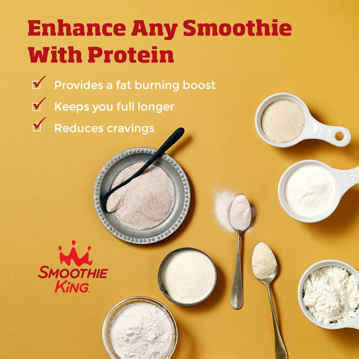 Smoothie King located in Shawnee , KS. When the weather turns cold, your purpose may shift to our Wellness Blends to keep you healthy through the winter months ahead... Come in and try one of our