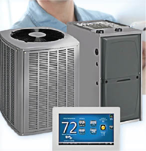 Sky Clean Air - San Diego, CA - heating and air conditioning specialists - heating installation - air conditioning installation