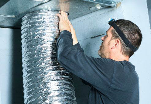 HVAC installation - HVAC repair & maintenance - licensed and bonded and insured HVAC technicians from Sky Clean Air in San Diego, CA