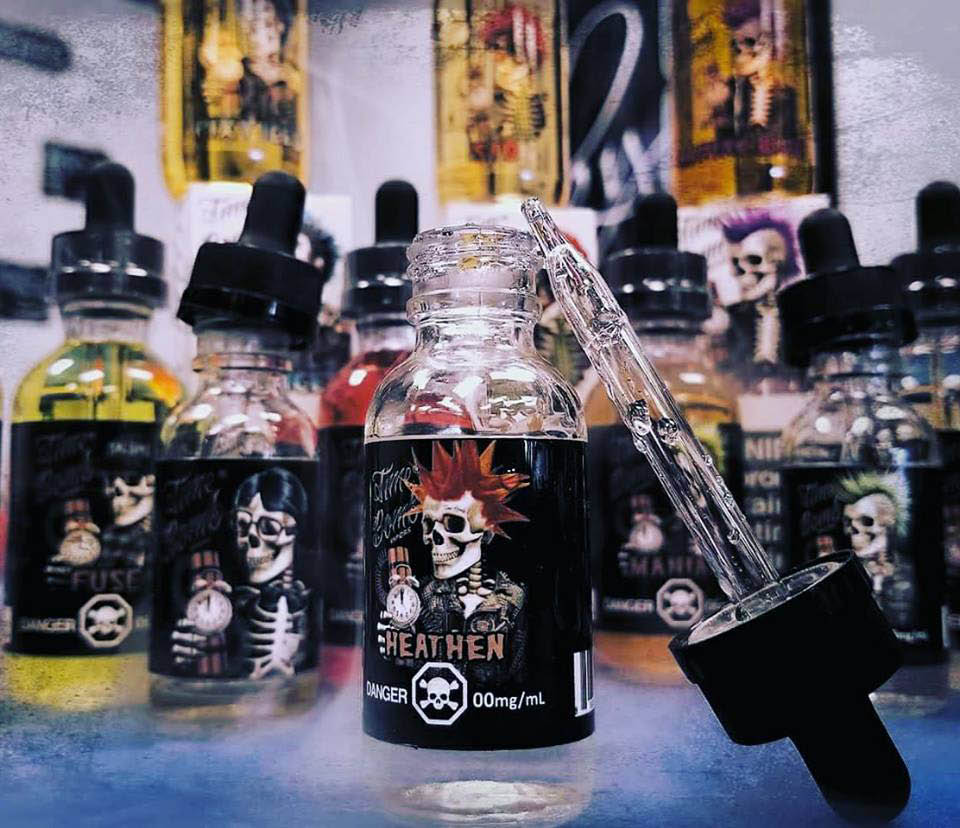 E-liquids - E-juices - Sky Vapor Vape Shop in Everett, Arlington & Kirkland, Washington
