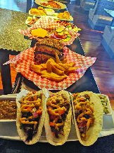 slatts pub bar and grill tacos blue ash ohio