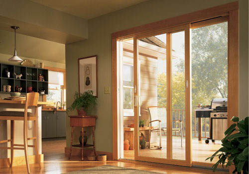Glass doors and window replacements renewal by andersen for Andersen french sliding doors