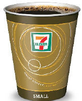 7-Eleven Fresh Brewed Coffee