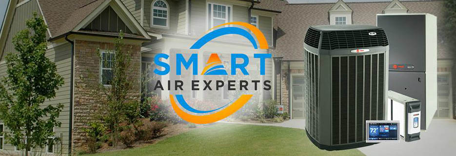 Smart Air Experts based in Concord, CA banner