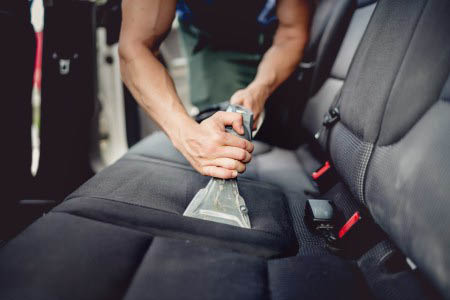 Smart Mobile Auto Detailing - Seattle, WA - interior car cleaning - interior car detailing - interior auto detailing - interior auto cleaning - Seattle auto detailing coupons near me