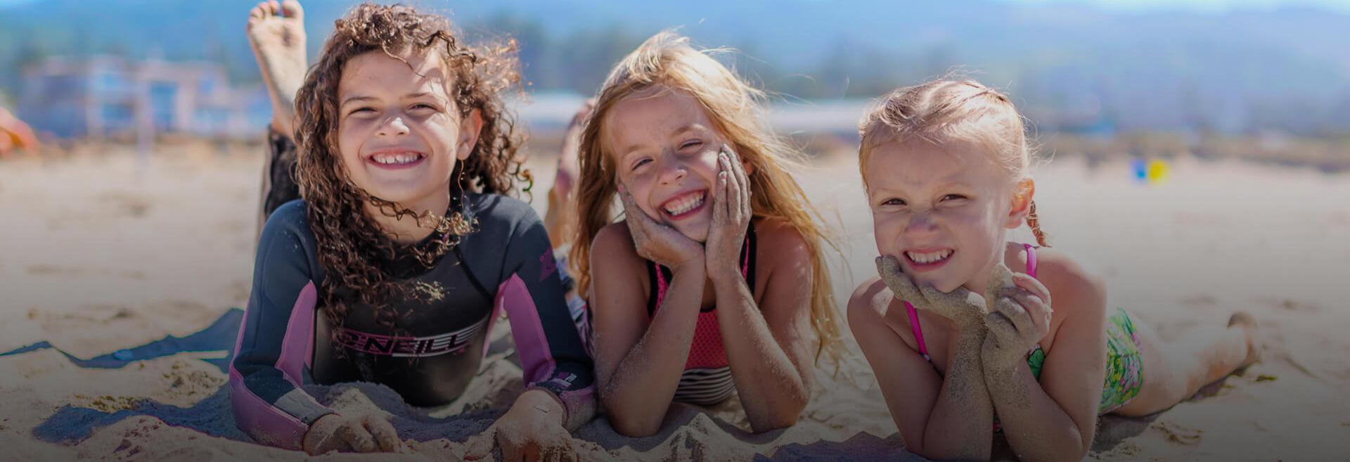 Smile Surfers Kids Dentistry in Sumner, WA banner image
