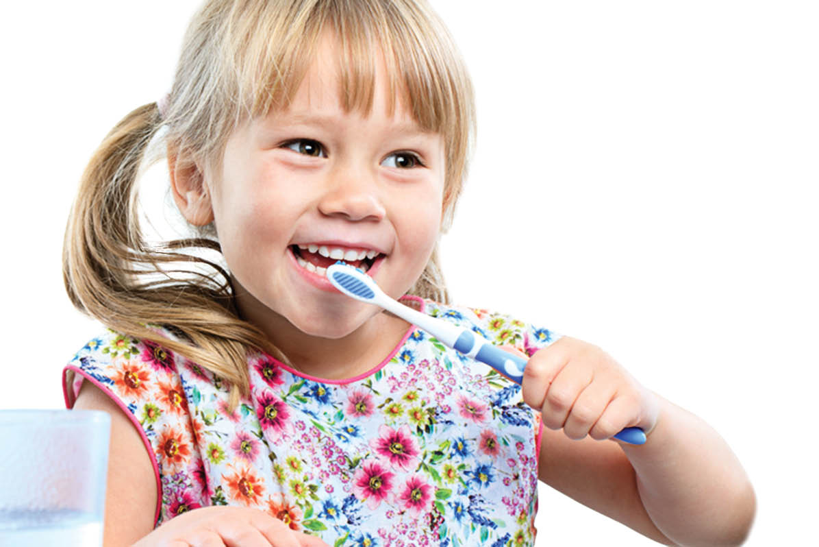 Electric toothbrushes reduce plaque near Georgetown.