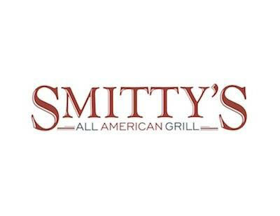 Smitty's All American Grill logo; located inside The All Star Bowling Alley in Riverhead NY