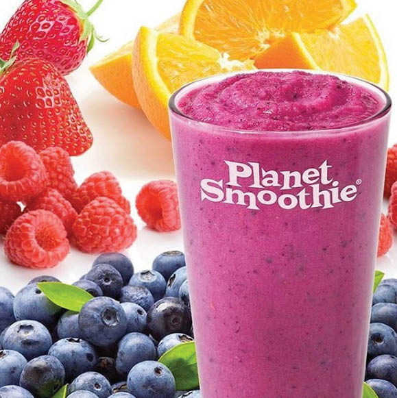 Fruit smoothie for delicious health empowerment in Gretna
