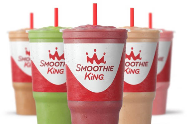 smoothie king menu items