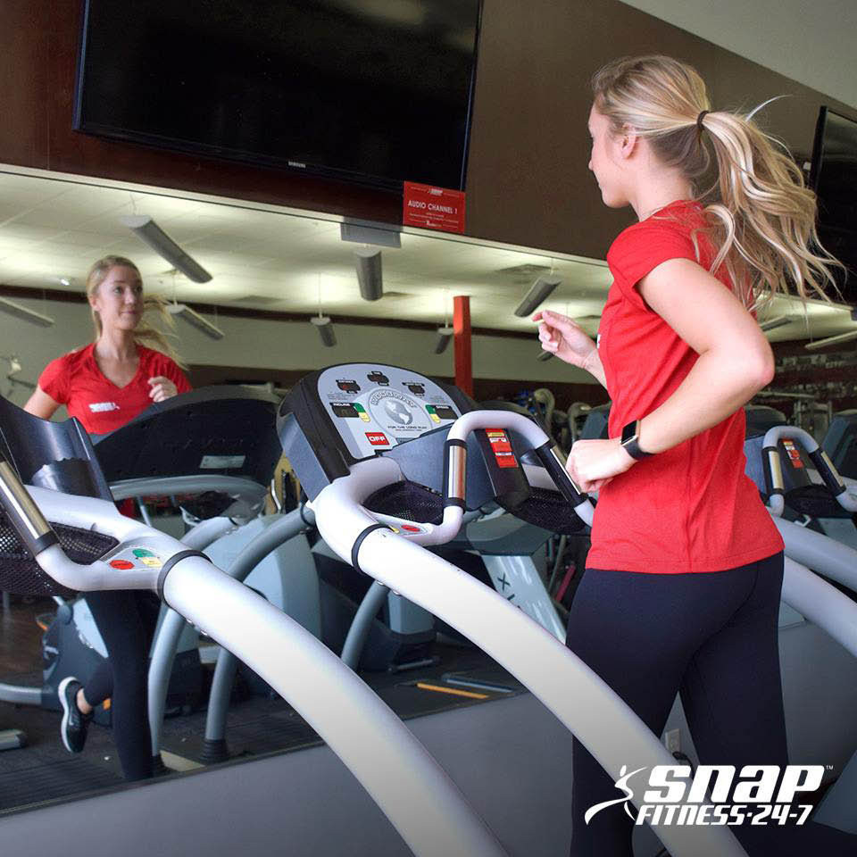 run treadmill cardio