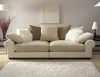 Microfiber upholstery cleaning by Snohomish Carpet Cleaning - professional upholstery cleaning