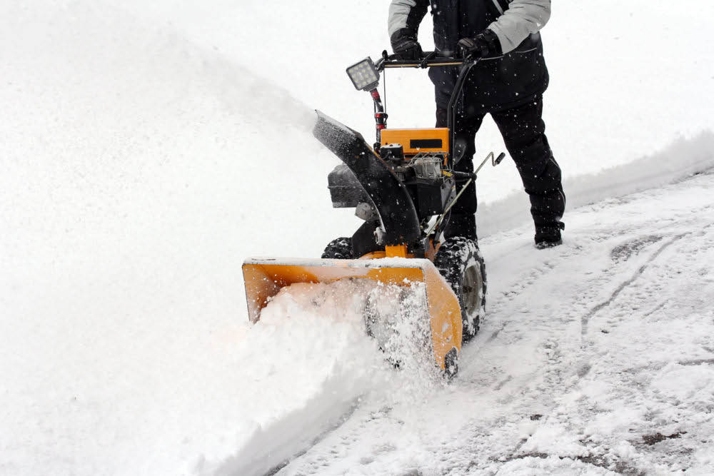 Snow removal services provided by Choice Residential Construction & Services in Orting, WA - clear snow - snow removal services near me - snow removal companies near me - snow clearing services near me