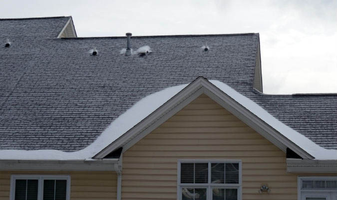 Bliss Roofing - Protect your roof against heavy winds and snow and ice - professional roofing company - professional roofers - Lake Tapps, WA