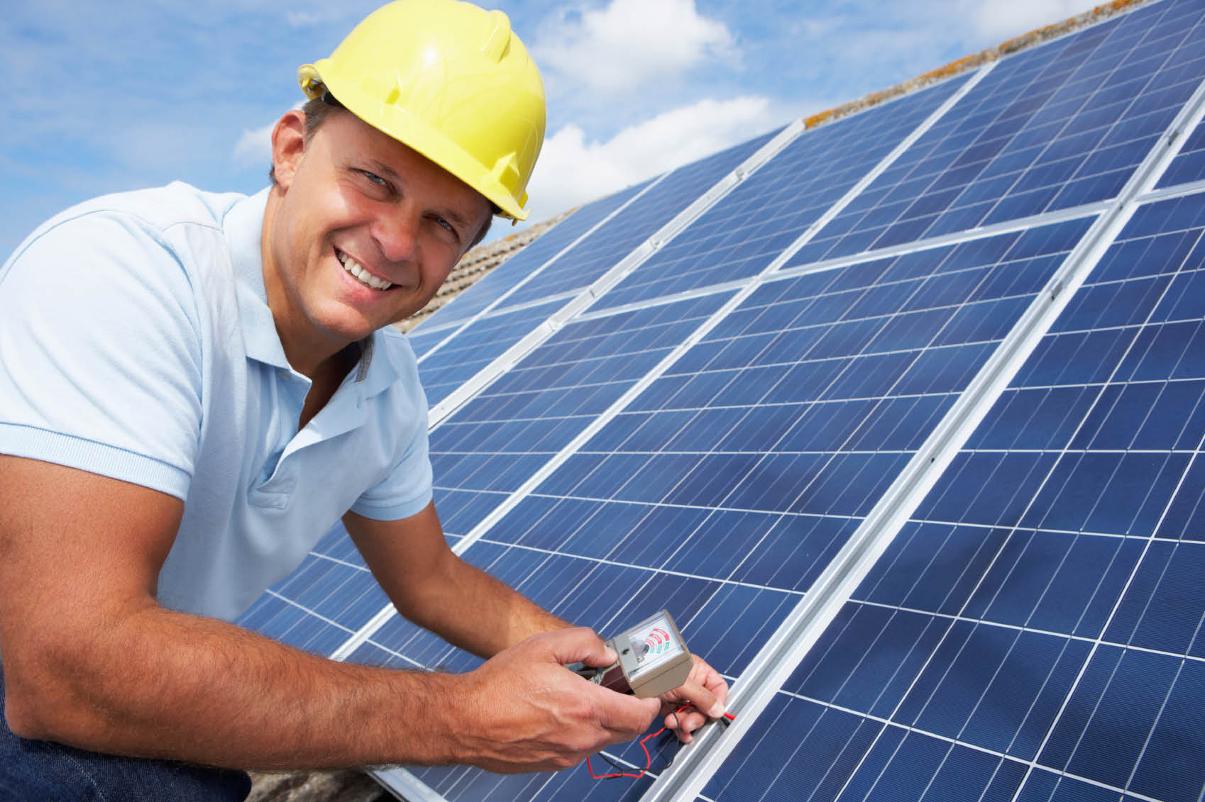 Geothermal Energy Options is a professional installer of residential solar panels