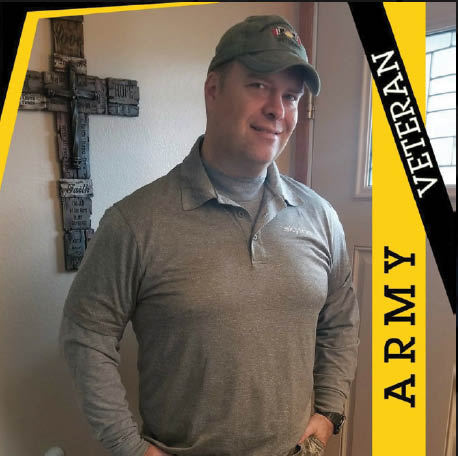 Matt Spears - Owner of Soldier Home Security - Army veteran - mobile monitoring and home security system