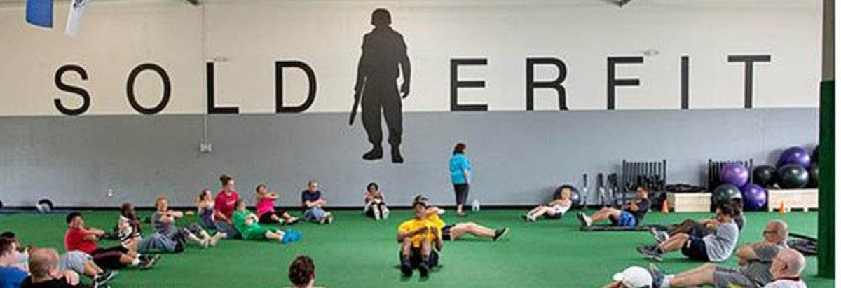 Membership gives you unlimited usage with access to all SOLDIERFIT locations.
