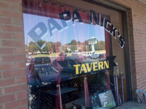 Papa Nick's Tavern in Silver Spring, Maryland