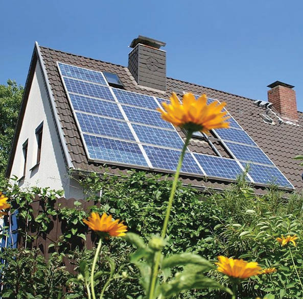 SolFarm Solar Roof Panels Asheville