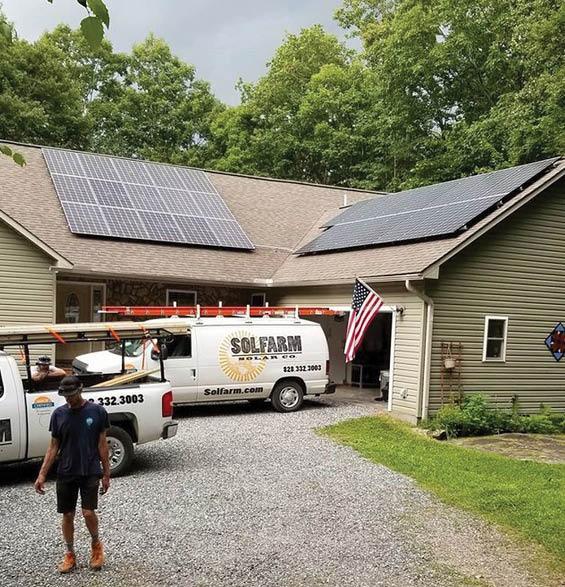 SolFarm Solar energy systems