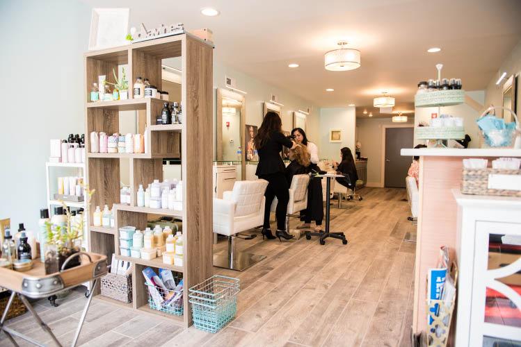 sonae hair and organics, hair salon, sonae hair, organic, hair cut, valpak, hair salon near me, davines, hair salon narberth, extensions, hair color