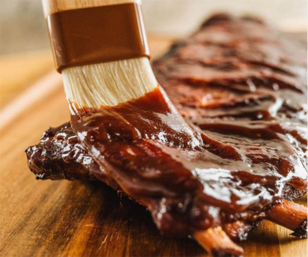 BBQ ribs BBQ chicken BBQ port Smoked Brisket Smoked Turkey