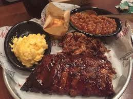 Baby back ribs and pulled pork near Bradenton