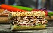 deli sandwich sourdough & co