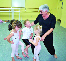 There is a wide selection of dance classes available in a wide range of styles.