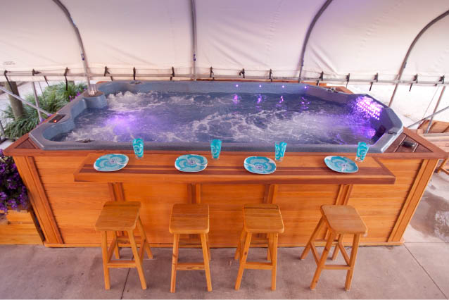 hot tubs spa jacuzzi tubs clearwater spa manufacturers inc. Black Bedroom Furniture Sets. Home Design Ideas