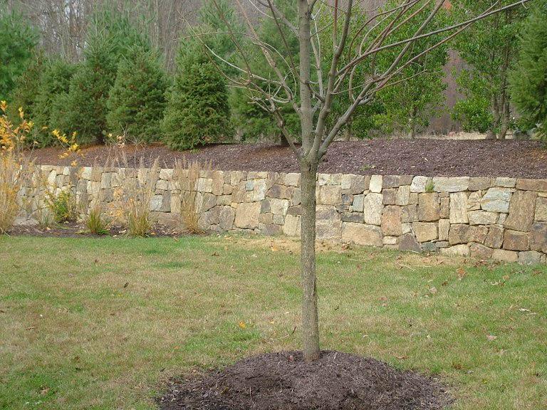 Stone Walls, Patios, BBQs by Spano Masonry in Randolph NJ