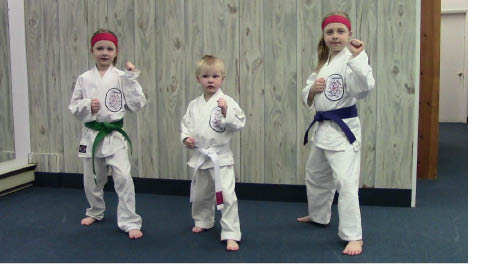 Kids Karate at Sparta Karate Academy in Newton NJ