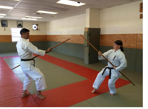 Adult Martial Arts at Sparta Karate Academy in Newton NJ