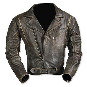 Speedway Cleaners professionally dry cleans materials including leather jackets