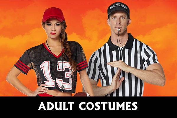 Spirit Halloween Adult Costumes