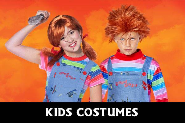 Spirit Halloween Kids Costumes