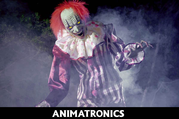Spirit Halloween Animatronics