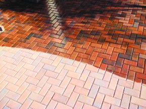 powerwash, pavers, sand, stain, decks