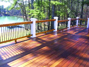 deck, seal, stain, clean, powerwash