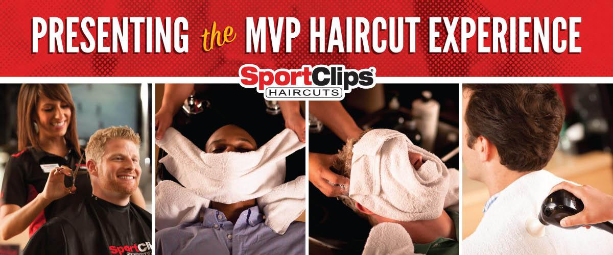 Sport Clips Haircuts in Nashville, TN banner