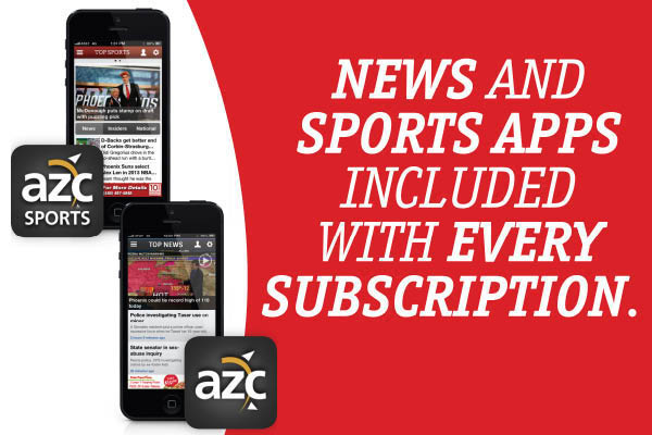 Sports News Paper In Phoenix, AZ! packages, magazine subscriptions, cheap newspaper
