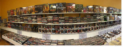 Games of all kinds available at Sports Page & MC Game Room in Randolph NJ